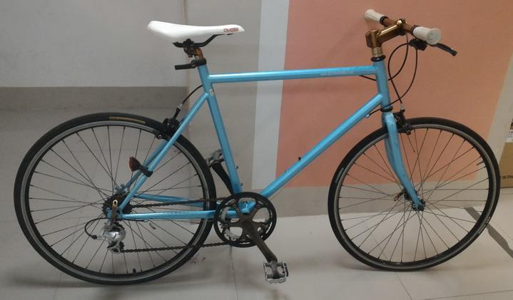 Yokohama Bike ประเภท 650 C จักรยานมือสอง  นำเข้าจากญี่ปุ่น