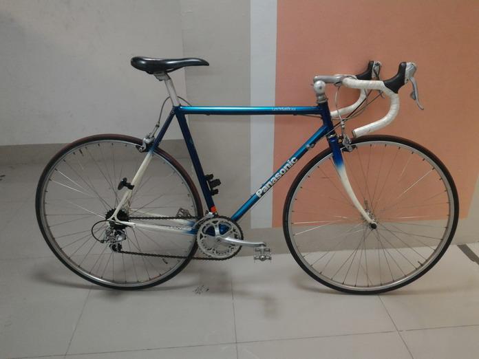 จักรยานเสือหมอบ Panasonic รุ่น Les Maillote
