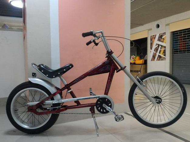 จักรยานทรงชอปเปอร์ ยี่ห้อ  Caringbah