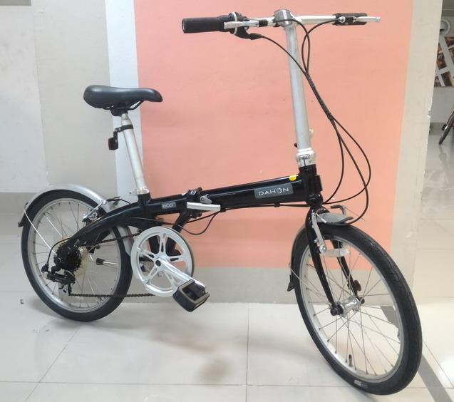 จักรยานพับ DAHON รุ่น Eco