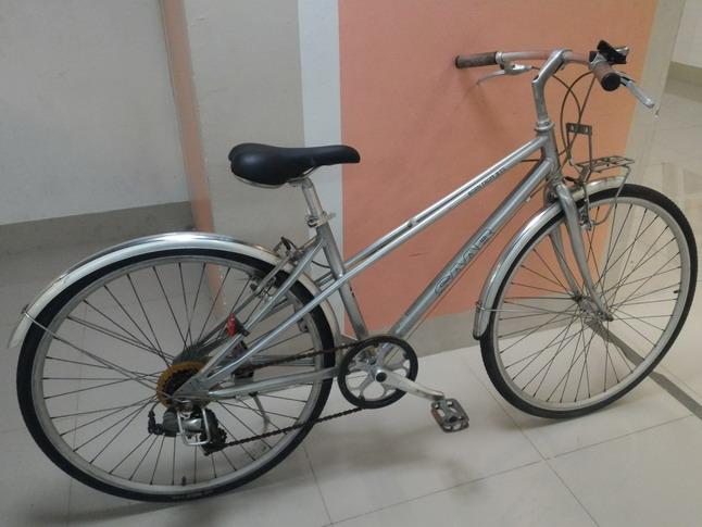 จักรยานทัวร์ริ่ง SAAB ทรงผ่าหวาย