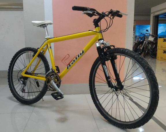 จักรยานเสือภูเขา มือสอง จากญี่ปุ่น คุณภาพดี ยี่ห้อ RALLY