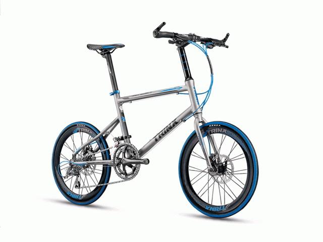 จักรยาน MINI TRINX รุ่น Z6 ล้อ 20  เกียร์ 16 สปีด เฟรมอลูมิเนียม