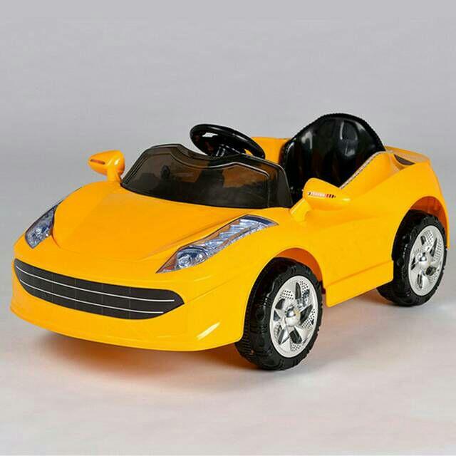 รถยนต์สปอร์ตไฟฟ้า Ferrari