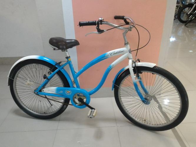 จักรยานครุยเซอร์ หรือ Beach Bicycle ยี่ห้อ Cadillac