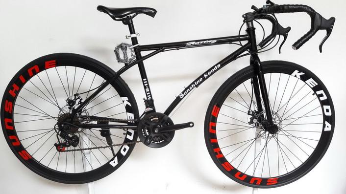จักรยานเสือหมอบ ราคาประหยัด sunshine  kenda
