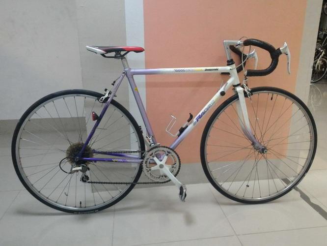 จักรยานเสือหมอบ สับถัง วินเทจ บริดสโตน Radac