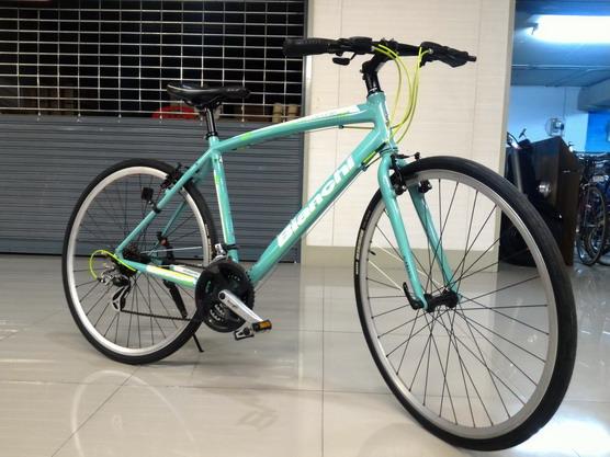 จักรยาน ไฮบริด Bianchi  Camaleonte Sport