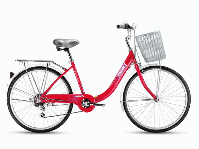 จักรยานแม่บ้าน   TRINX CUTE2.0 (คิว 2.0)   ล้อ 24 นิ้ว