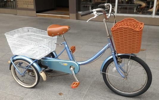 จักรยานสามล้อ จากญี่ปุ่น MIYATA