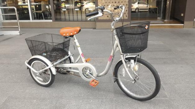 จักรยานสามล้อ rosemarry