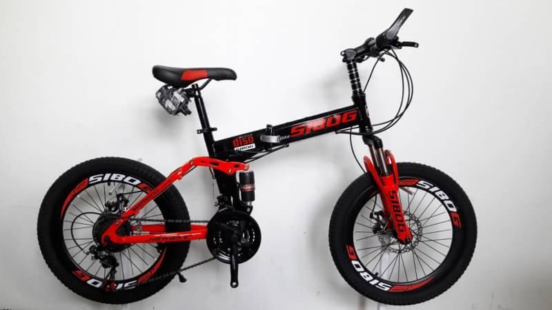 จักรยานพับ ทรงสปอร์ต วงล้อ20  sibog