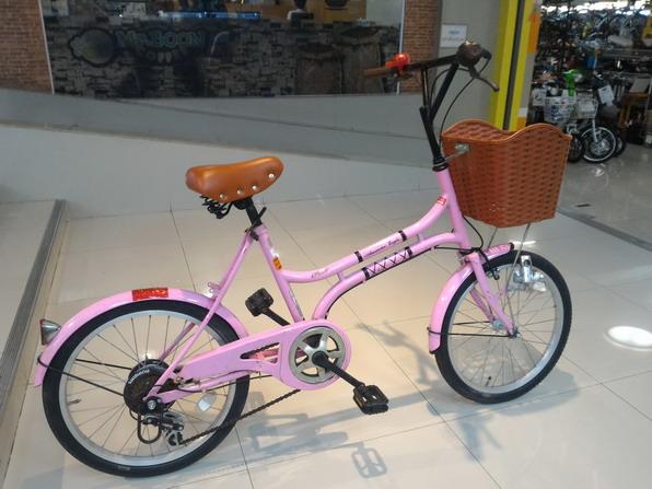 จักรยานแม่บ้าน ญี่ปุ่น แนวคลาสสิค