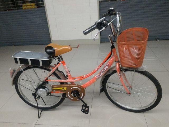 จักรยานแม่บ้านไฟฟ้า เมโด้ MIT24 มอเตอร์หลัง dc