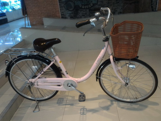 จักรยานแม่บ้าน มือสอง จากญี่ปุ่น maruishi