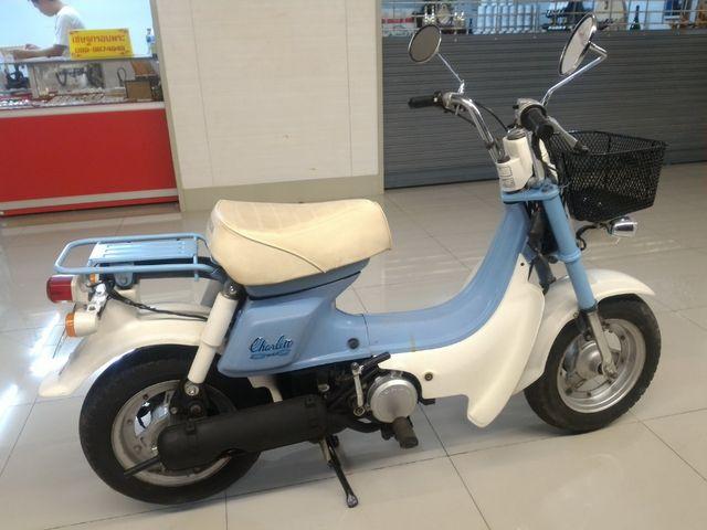 Honda Charlett เกียร์ออโต้