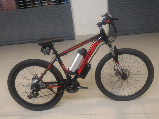 จักรยาน เสือภูเขา ไฟฟ้า 3 ระบบในคันเดียว
