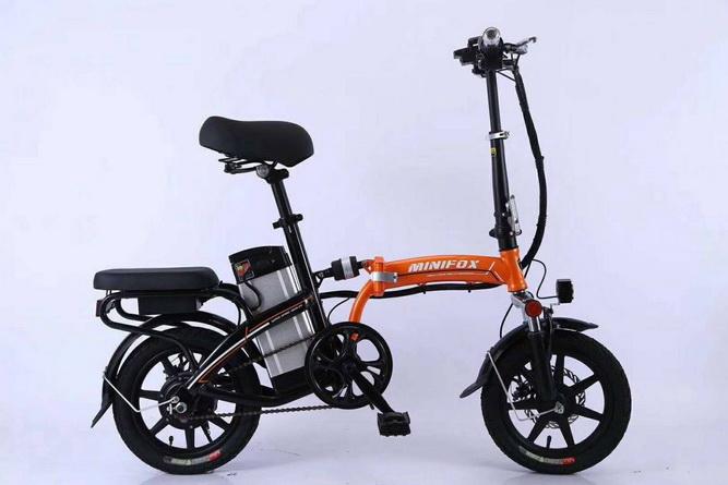จักรยานพับไฟฟ้า Minifox 14 นี้ว