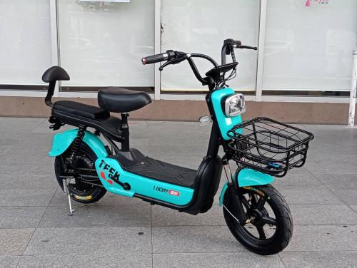 มอเตอร์ไซค์-จักรยานไฟฟ้า รุ่นใหม่ ดีไซด์สวย สีสันสวยงาม ถอดแบตได้ รุ่น 993
