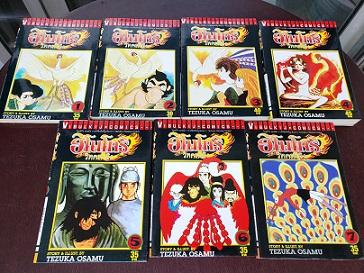 TEZUKA OSAMU ฮิโนโทริ วิหคเพลิง เล่ม 1-7