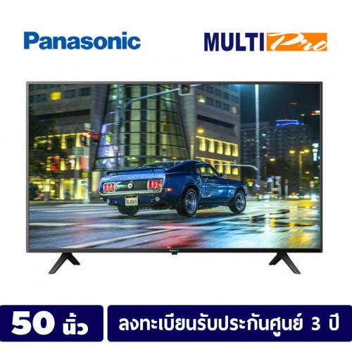Panasonic Android TV UHD 4K ขนาด 50 นิ้ว รุ่น TH-50HX600T (ALLNEW2020)
