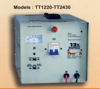 Fully Automatic Battery Charger :TT1220