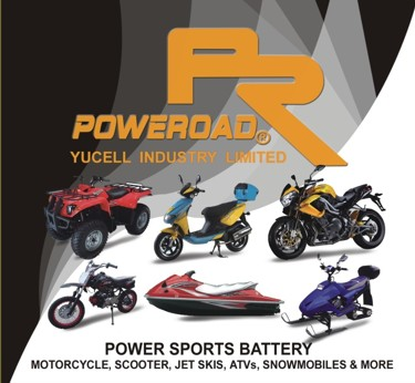 YB9A-BS : Maintenance Free Motorcycle Battery 1