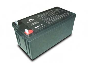 แบตเตอรี่ Poweroad : PR200-12 (12V 200Ah)