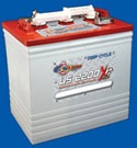 แบตเตอรี่ Poweroad รุ่น PR175-6 สำหรับรถกอล์ฟและรถไฟฟ้า