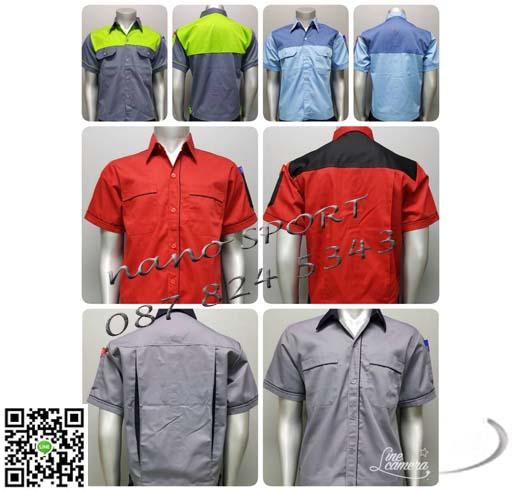 ชื่อสินค้า : เสื้อช่าง,เสื้อช้อป,เสื้อกาวน์,เสื้ออนามัย