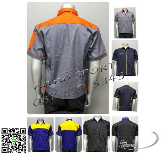 ชื่อสินค้า : เสื้อช่าง,เสื้อช้อป,เสื้อกาวน์,เสื้ออนามัย 2