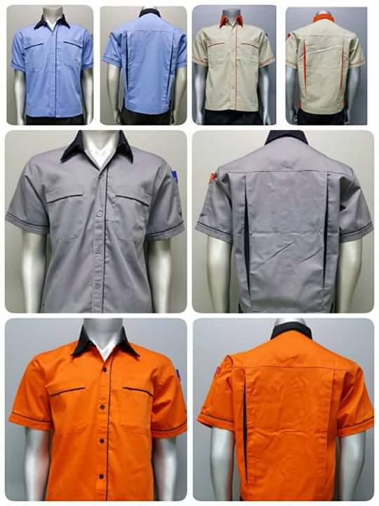 ชื่อสินค้า : เสื้อช่าง,เสื้อช้อป,เสื้อกาวน์,เสื้ออนามัย 4