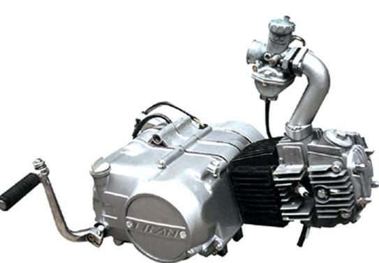 เครื่อง LIFAN 110 cc. ออโต้คลัทช์ สตาร์ทเท้า ไม่มีไดร์