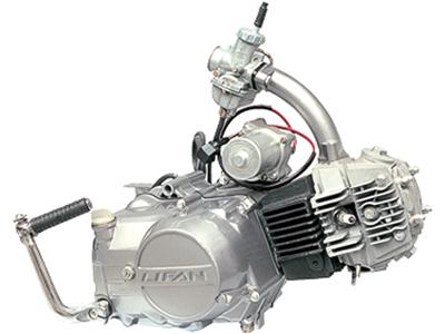 เครื่อง LIFAN 110 cc. ออโต้คลัทช์ สตาร์ทมือ ไดร์บน