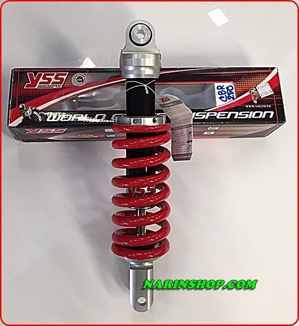โช้คหลัง ยี่ห้อ YSS ใส่ Honda-CBR 250