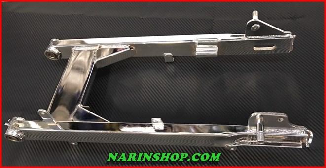 สวิงอาร์มเดิมเหล็ก ชุบโครเมียม รุ่น Honda-Wave 100-125 มีหลายรุ่นค่ะ