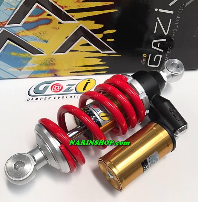 โช้ค GAZI รุ่น NEW HYPER X MSX125