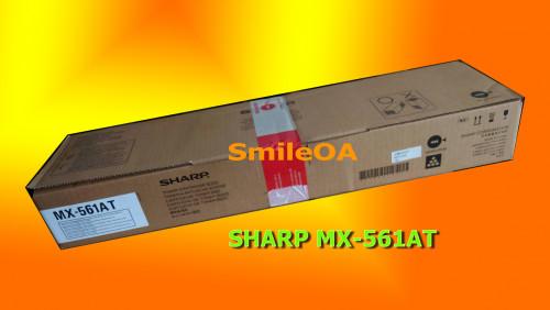 ชุดหมึกเครื่องถ่ายเอกสาร SHARP MX-561AT เครื่องรุ่น MX-364N 464N 564N