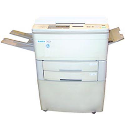 ให้เช่าเครื่องถ่ายเอกสาร(ใหม่) KONICA 3031 [A5-A3]