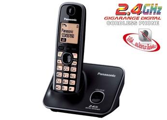 โทรศัพท์ไร้สาย PANASONIC KX-TG3711BX