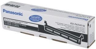 ชุดหมึกเครื่องโทรสาร และเครื่องพิมพ์ PANASONIC KX-FAT411E