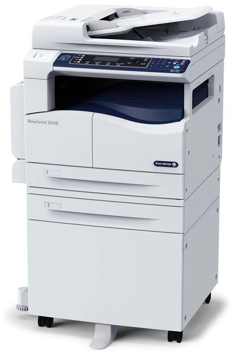 เครื่องถ่ายเอกสาร FUJI XEROX S2220 อุปกรณ์เสริมครบชุด เรียงชุดแบบไขว้ ถ่ายบัตรประชาชน Network