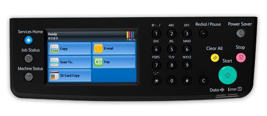 ให้เช่าเครื่องถ่ายเอกสารสี รุ่นใหม่ FUJI XEROX DocuCentre SC2020 รุ่นใหม่ล่าสุด 3000 บาท 1