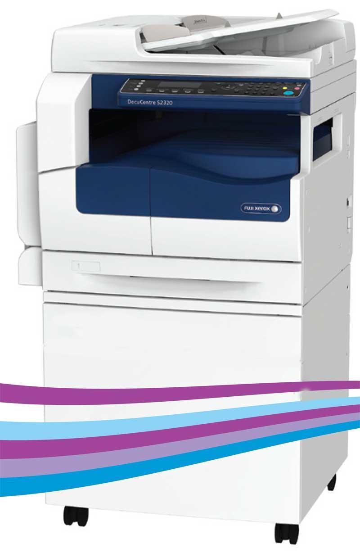 เครื่องถ่ายเอกสาร FUJI XEROX มัลติฟังก์ชั่น S2320 ใหม่ล่าสุด 1ถาด+1Bypass แถมถาดที่ 2 ฟรี ความจุ 500