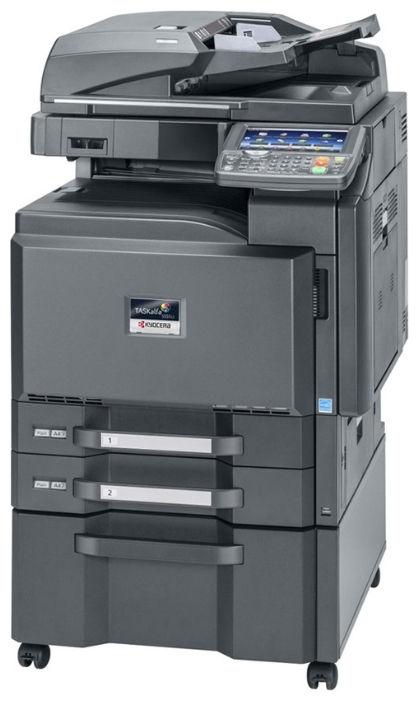 เครื่องถ่ายเอกสารระบบเลเซอร์มัลติฟังก์ชั่น KYOCERA TASKalfa 4501i งบราชการ 45 แผ่น