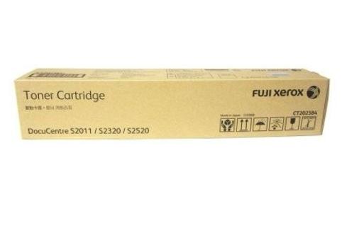 ชุดหมึกเครื่องถ่ายเอกสาร FUJI XEROX S2011 S2320 S2520 รหัสหมึก CT202384
