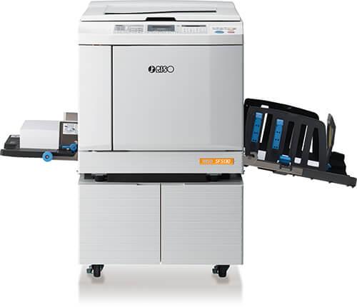 เครื่องพิมพ์สำเนาระบบดิจิตอล RISO ล่าสุด SF5130 ขนาด A4,LGL