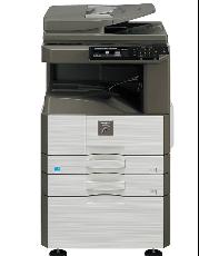 เครื่องถ่ายเอกสาร มัลติฟังก์ชั่น SHARP MX-M315N ขาว-ดำ สเป็คราชการ ล่าสุด 31 แผ่น/นาที