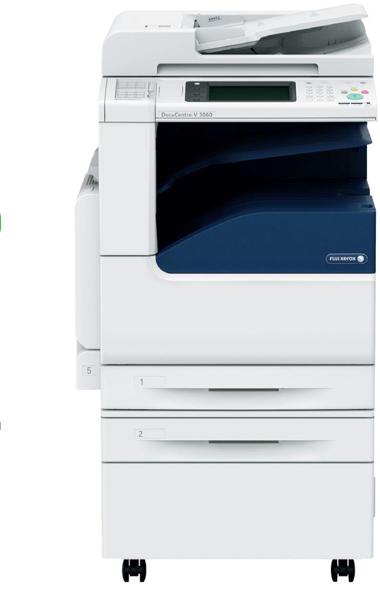 เครื่องถ่ายเอกสาร FUJI XEROX V3060 ความทันสมัยที่มาพร้อมเทคโนโลยี ขาว-ดำ 30 แผ่น/นาที