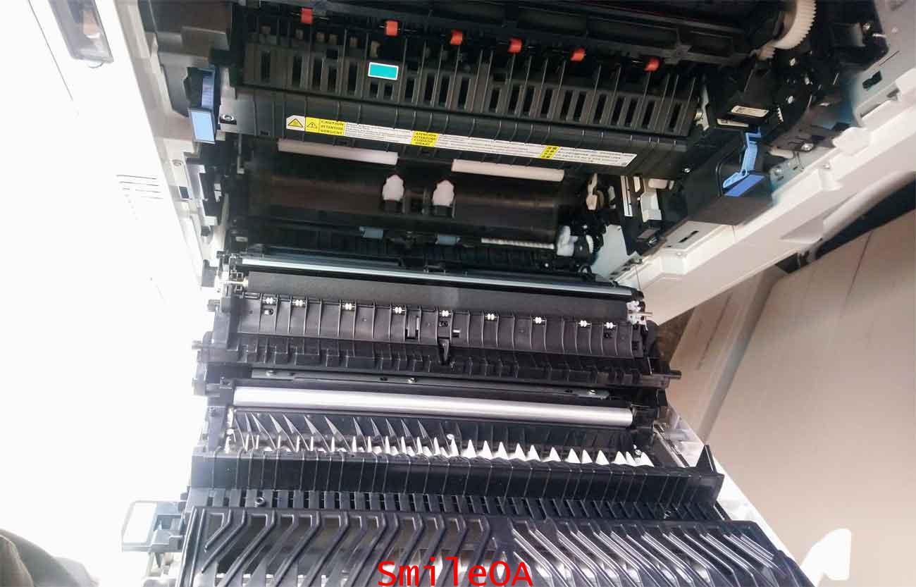 เครื่องถ่ายเอกสารสีมือสอง CANON Advance C3525i รุ่นใหม่ชนห้าง มิเตอร์น้อยมาก 4